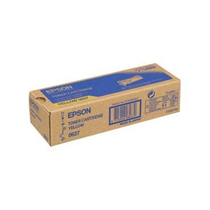 엡손(EPSON) 토너 C13S050627 / Yellow / AcuLaser C2900N , AcuLaser CX29NF Toner Cartridge / (2.5K)