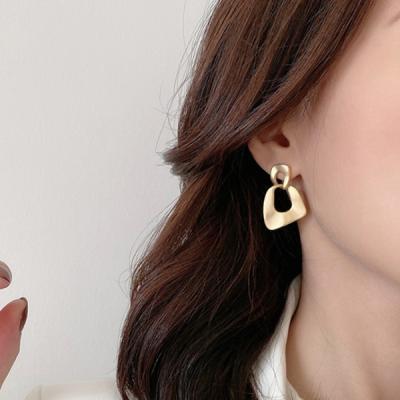 로아니 여성 원터치 레이어드 귀걸이