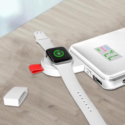 애플워치충전기 usb 휴대용 무선 고속 충전독 스트랩