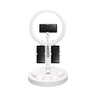 촬영용 원형 LED램프 조명 / 링라이트 스탠드 LCTB206