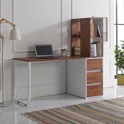 코비 일자형 책상 세트 1200
