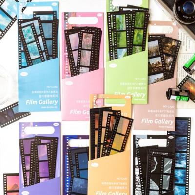 필름 모양 장식 스티커 15매 다꾸용품