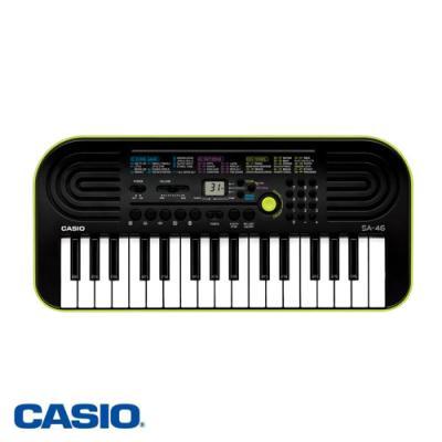 [CASIO/공식수입정품] 카시오 전자 키보드 SA-46