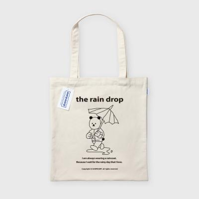 Rain panda(에코백)