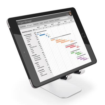 엑토 로우버스트 태블릿 모바일 스탠드 거치대 MST-28