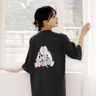 테라우드 여성용 디즈니 원피스 잠옷 파자마