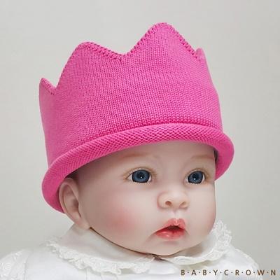 [Baby Crown] 베이비크라운 아기왕관 모자 큐티 (캔디)