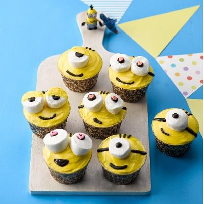 피나포레 미니악동 컵케이크 만들기 - 베이킹 박스