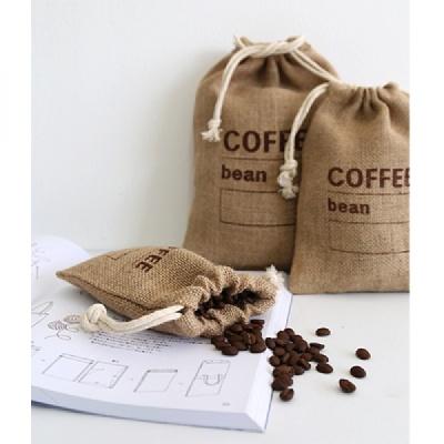 [CONZ] 쥬트 커피주머니 대