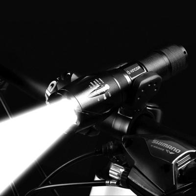 KINGSIR킹썰 자전거라이트 후레쉬 손전등 KS02풀세트