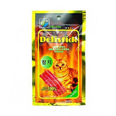델리스틱 참치 져키 20g 고양이 건강 영양 간식