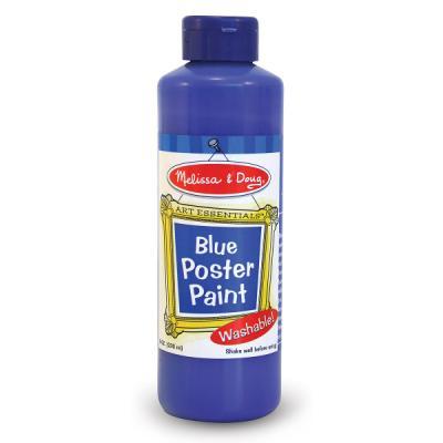 포스터 물감 230ml - 블루