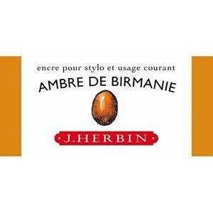J.Herbin 칼라잉크 (no.41) AMBRE DE BIRMANIE