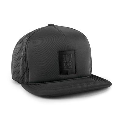 토포디자인 FOAM TRUCKER HAT BLACK TDFTHS017