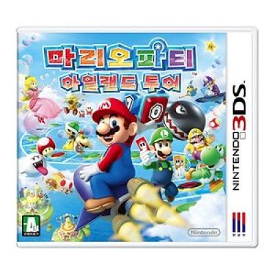 3DS 마리오 파티 아일랜드 투어