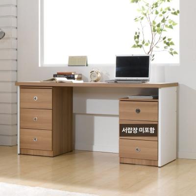 [히트디자인] 모던 36T 1500 입식 책상(DIY)