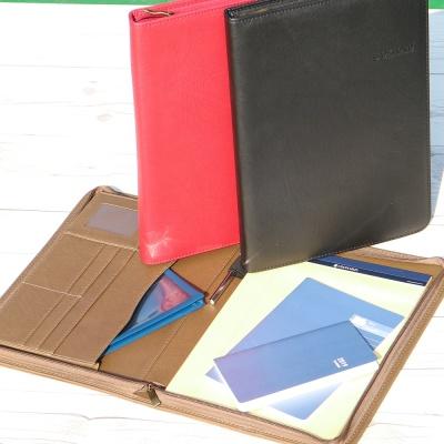 옥스포드 핸드폰 탭 파우치-A4 지퍼 패드커버 CLP5A4