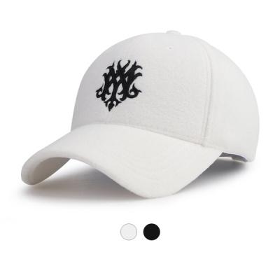 [디꾸보]자수 폴라폴리스 볼캡 모자 DCH-HN678