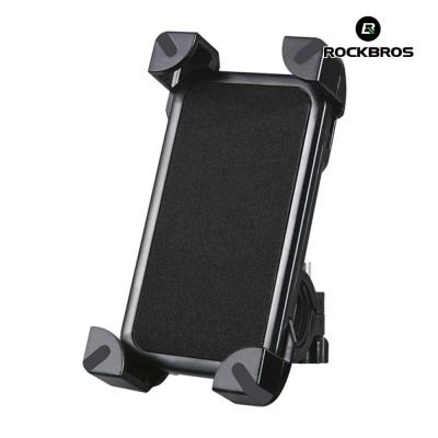 락브로스 자전거 스마트폰 거치대 알루미늄 SZ5001BK