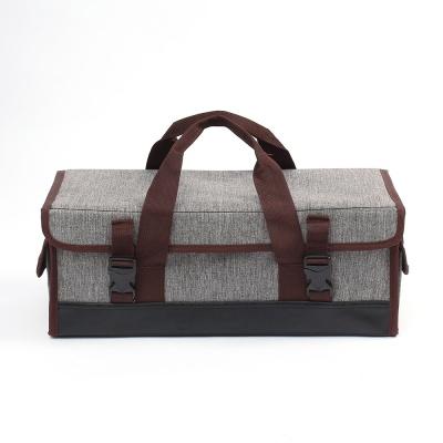 폴더블 캠핑 팩가방(그레이) 캠핑공구가방