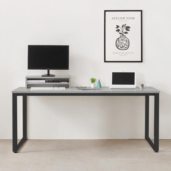 [e스마트] 사무실책상1860+모니터받침대증정