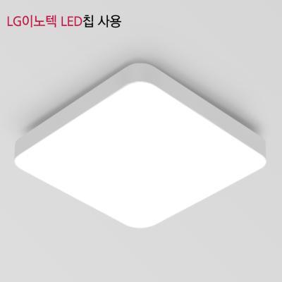뉴 에코 LED 방등 50W [LG이노텍LED칩/국내산]