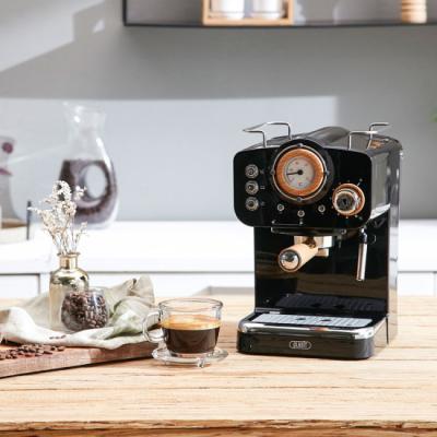 플랜잇 에스프레소 커피머신 홈카페 노르딕 블랙