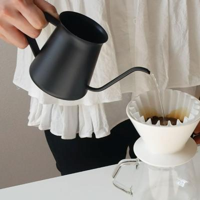 드립핑크 커피 드립주전자(드립포트 600ml) FLOR-600