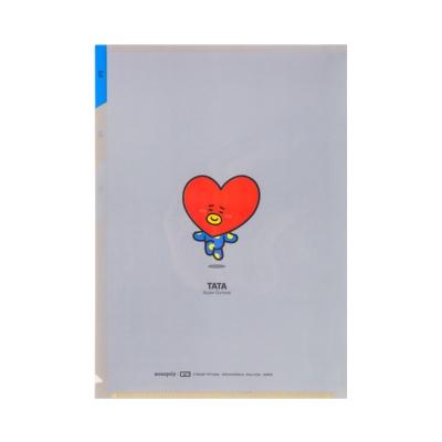 [BT21] 3포켓pp폴더 / 타타(TATA)