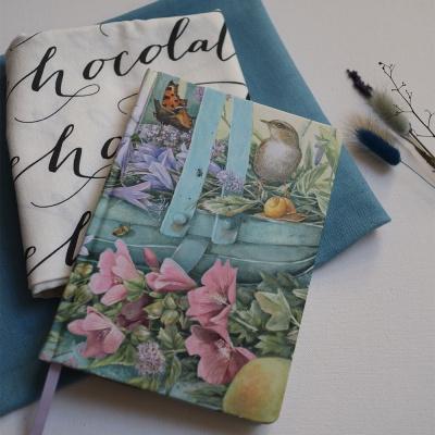 클래식저널-basket of flowers