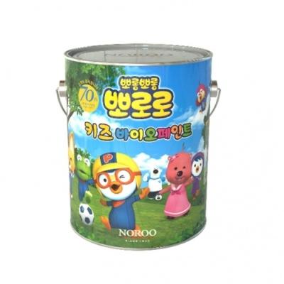 [노루페인트] 뽀로로키즈바이오페인트 뚜뚜빨강 [개/1]  327414
