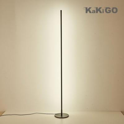 카키고 북유럽 LED 플로어 스탠드 장스탠드 무드등