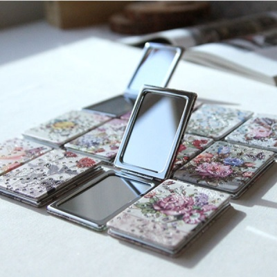 [HEIM] 플로라 사각 거울 (랜덤)
