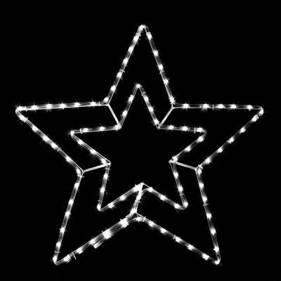 논네온 별(70cm) (백색) (무점멸)