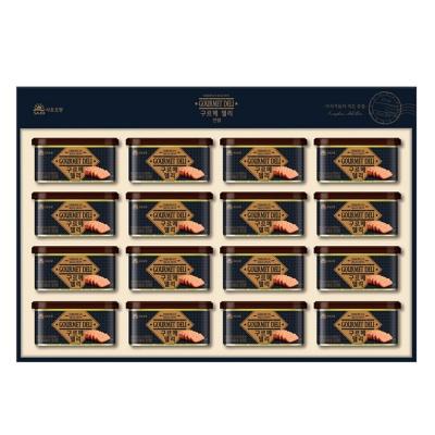 [사조오양] 구르메델리 3호 선물세트 명절선물