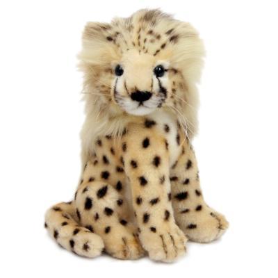2990번 치타 Cheetah Cub Sitting/18*22cm