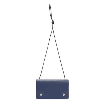 [조셉앤스테이시 가방]Matilda L Mix Crossbody Bag Midnight Navy