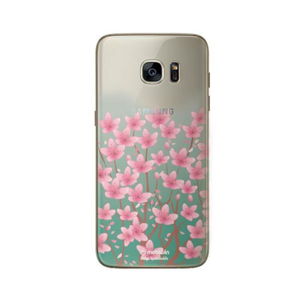 벚꽃나무 퓨어 젤리케이스(갤럭시노트5)