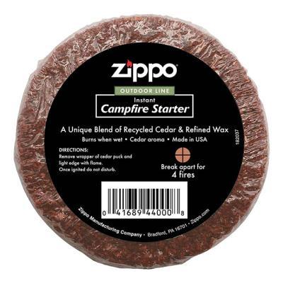 ZIPPO 캠핑 캠프파이어 스타터 1세트(8개입)