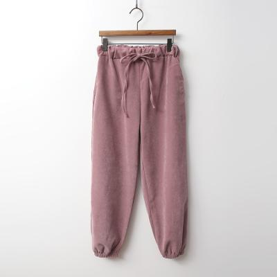High Jogger Pants