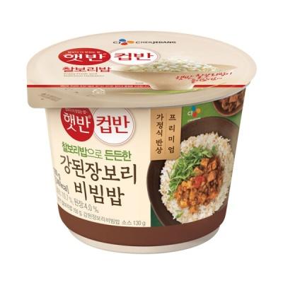 [CJ제일제당] 강된장보리비빔밥 280gx3개