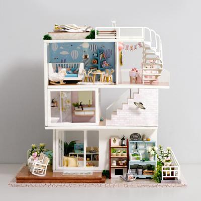 [adico]DIY 미니어처 그랜드 하우스 - 스페셜 하우스