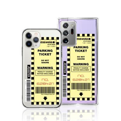 [ADEEPER] 파킹 티켓 미러 케이스