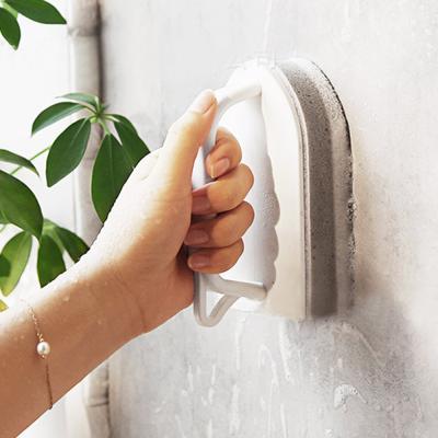 손잡이 탈부착 스펀지 세면대 화장실 욕실 청소솔