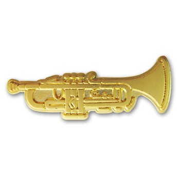 트럼펫 뱃지