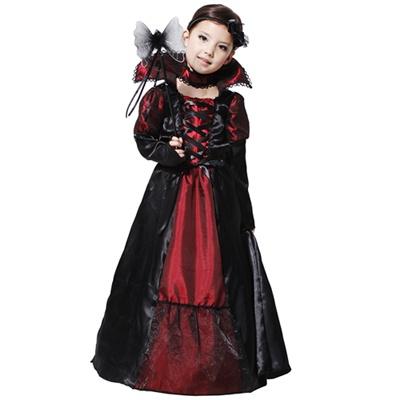 [G-0108] 노블 뱀파이어 드레스(6~8세)