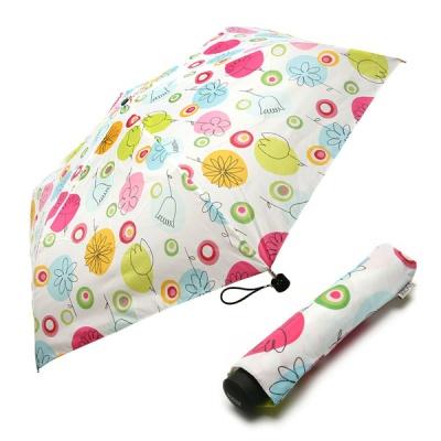3단 수동 슬림 우산(양산겸용) - 스위트봉봉
