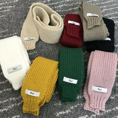 코코 따뜻한 쁘띠 목도리/스카프/쁘띠스카프