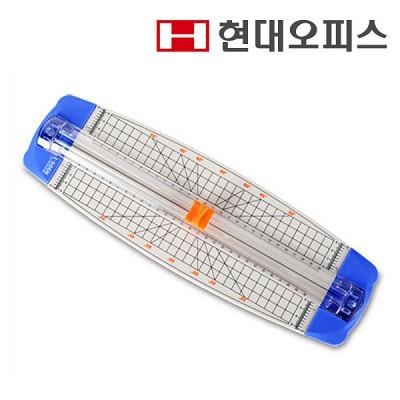 [현대오피스] 트리머재단기 N909-1 가정용재단