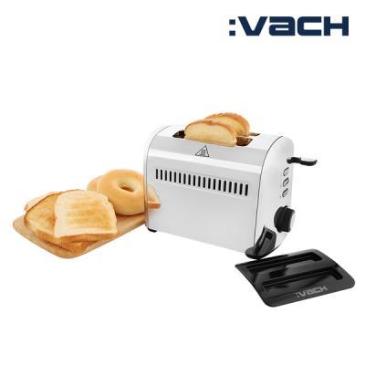 바치(VACH) 스텐 2구 스텐토스트기 VH-1801-TS